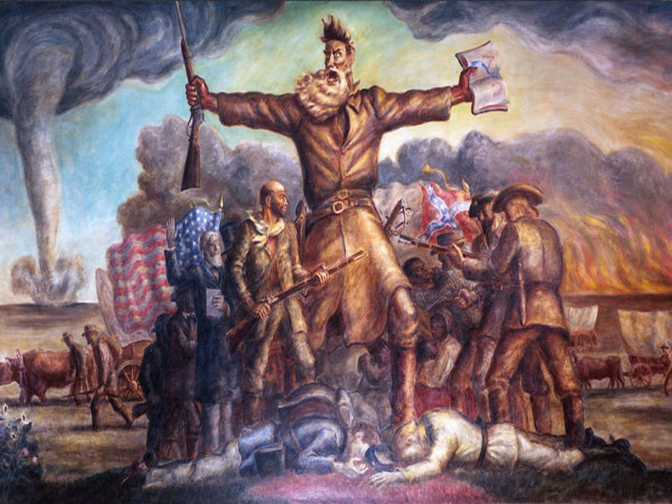 John Brown ' s Raid (1859) Abolitionist who tried to raid the federal arsenal at Harper ' s Ferry,Virginia.