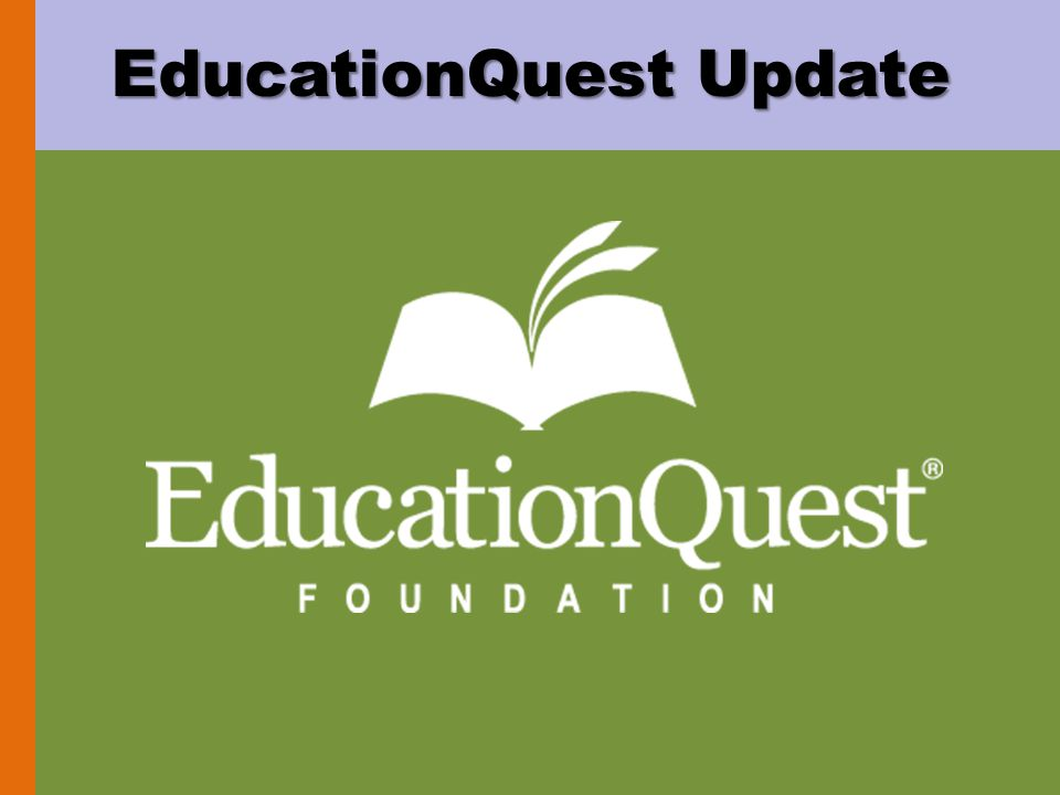 EducationQuest Update
