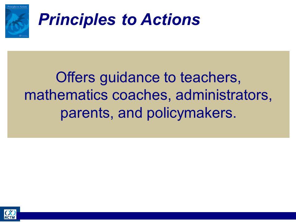 MTP1.Establish math goals to focus learning.
