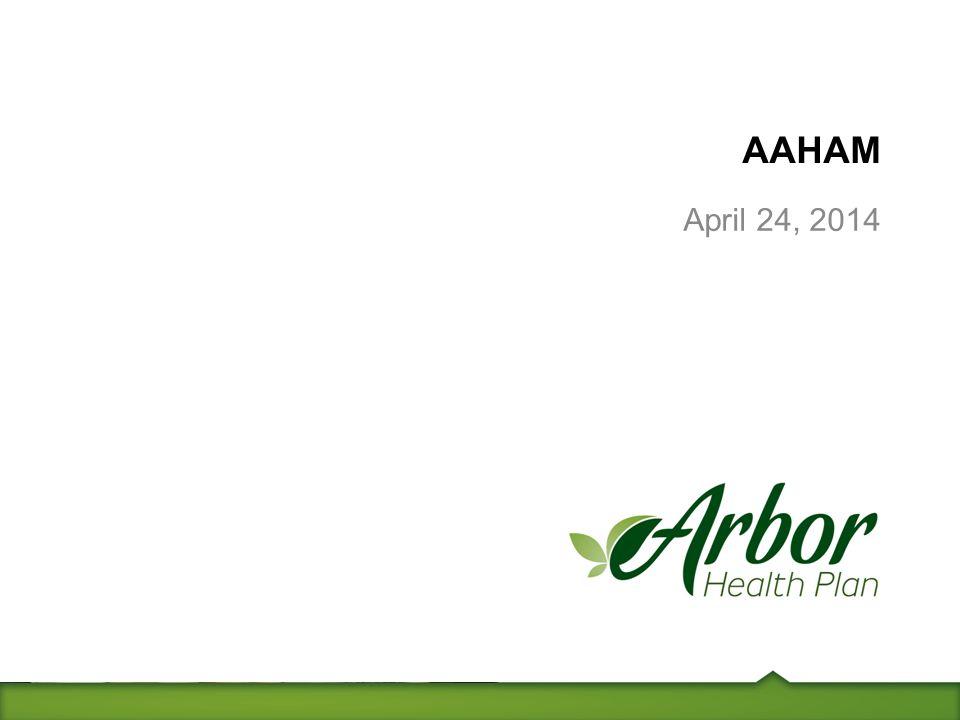 AAHAM April 24, 2014