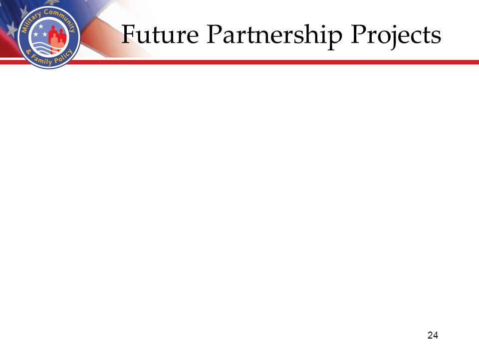Future Partnership Projects 24