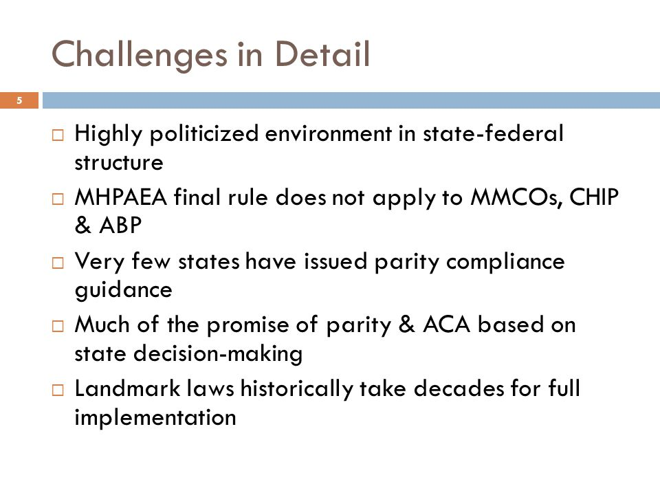 Implications  Laws are not self-implementing  Coordinated effort between states, advocates & industry to fully implement & enforce groundbreaking laws  Requires well coordinated networks at state & federal level with common messaging  Sharing effective ACA & parity implementation strategies & replicating successes 6 Strategy: Convene parity education & outreach for consumers & providers