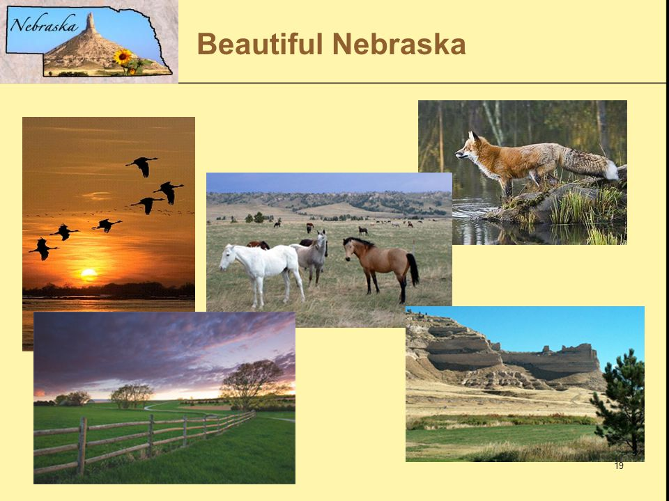 19 Beautiful Nebraska