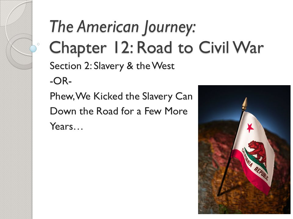 Conflict in Kansas Immediately, pro & antislavery groups rush to Kansas to elect officials.