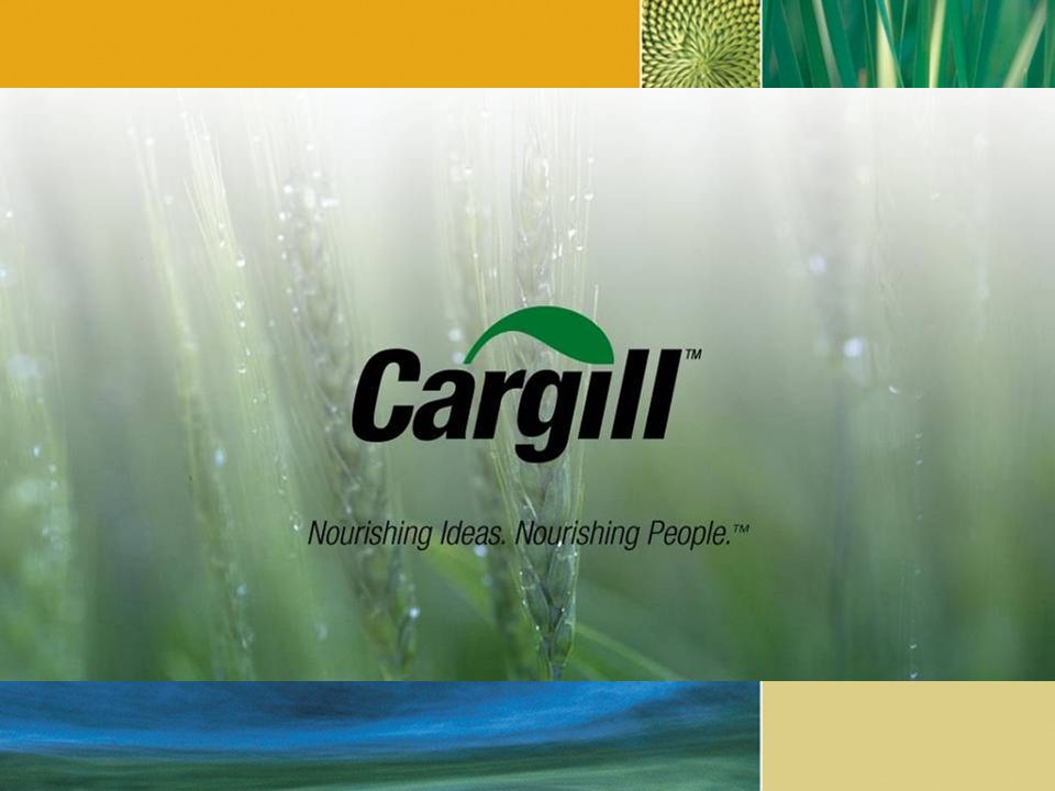 Cargill PowerPoint Presentation Title BE HUMBLE Learn from your mistakes with: –Internal auditing –Management Reviews –Setting Objectives and Targets –Documenting Environmental Management Programs (EMPs) –Training Techniques 21