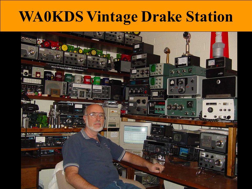 Ver 0.7.515 WA0KDS Vintage Drake Station