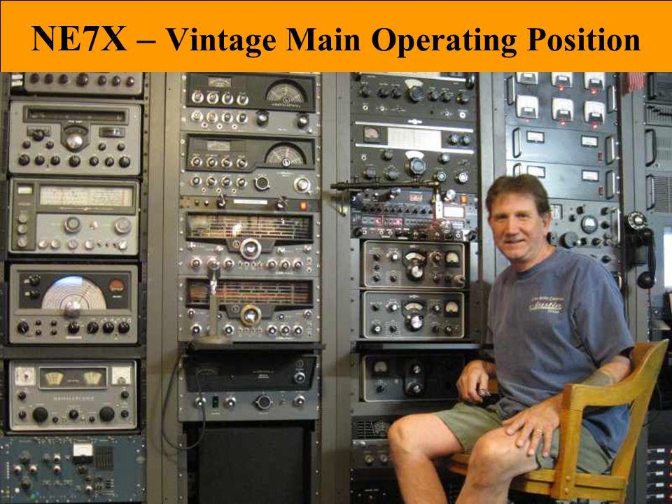 Ver 0.7.58 NE7X - Vintage High Fidelity AM/SSB