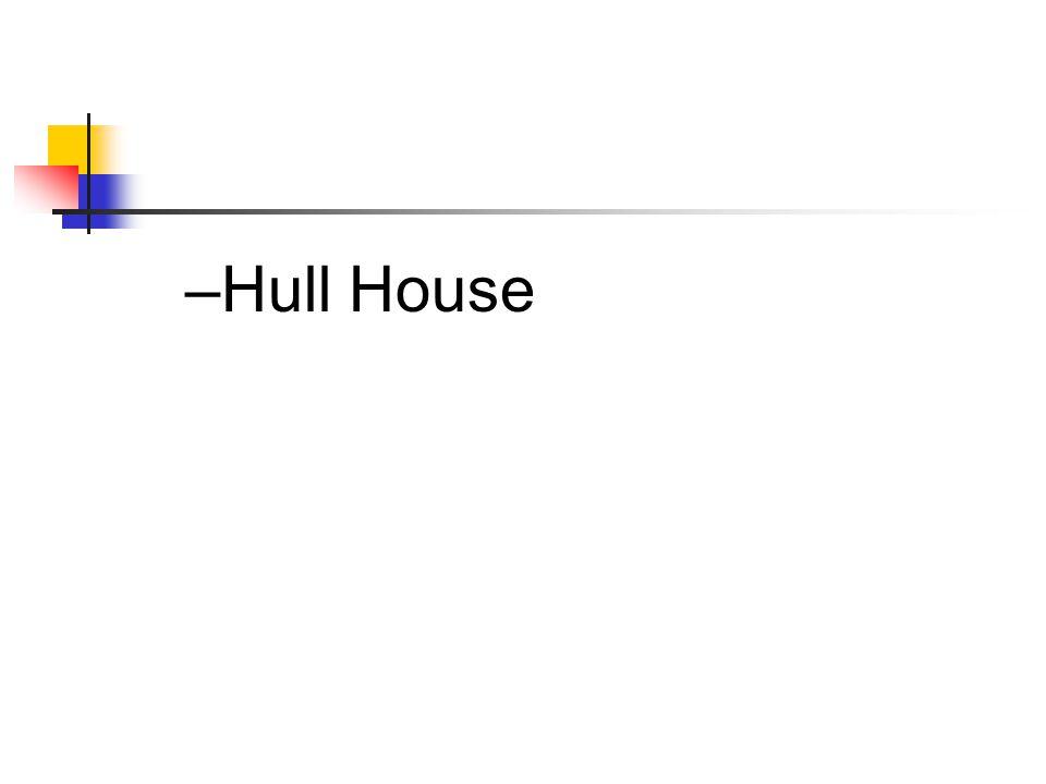 –Hull House