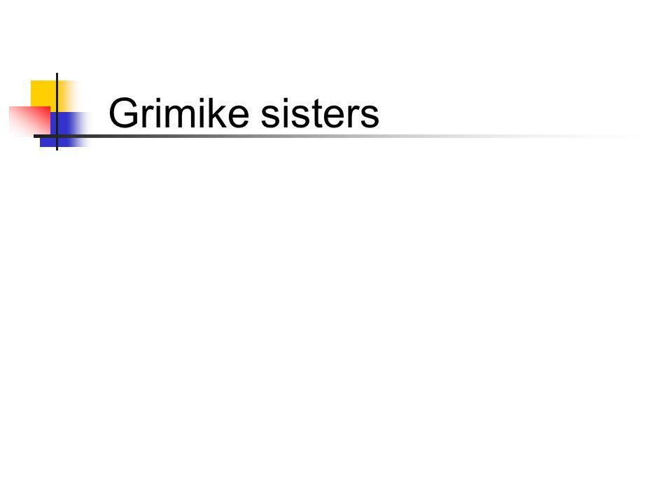 Grimike sisters