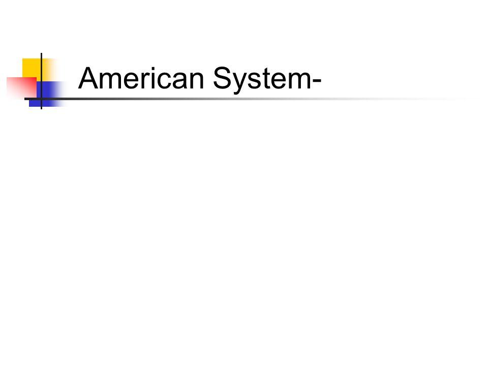 American System-