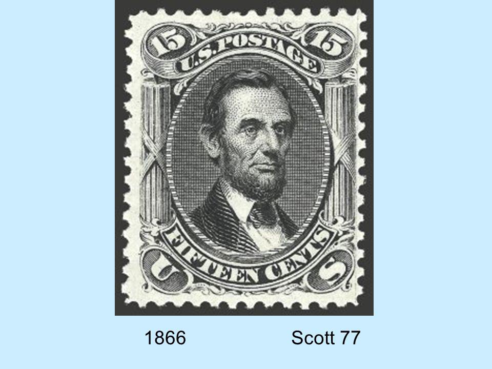 1866Scott 77