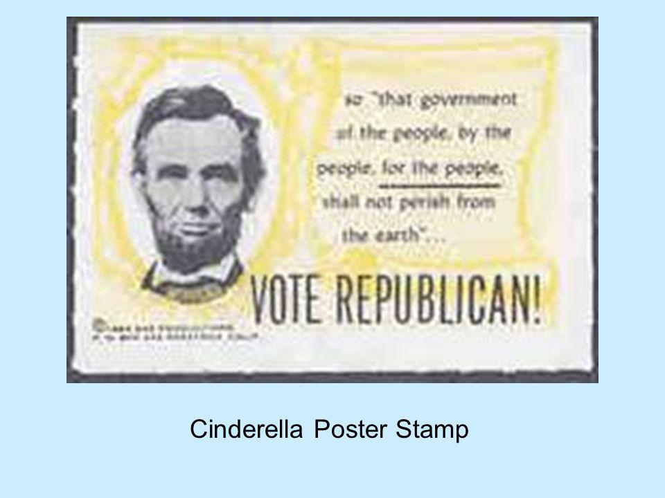 Cinderella Poster Stamp
