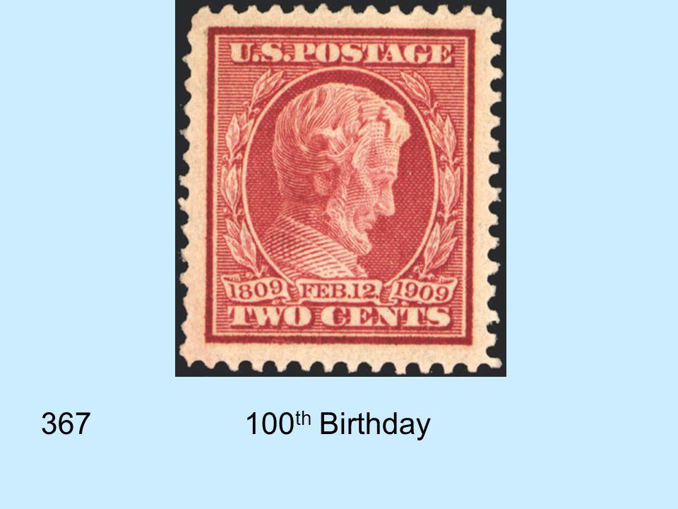367100 th Birthday