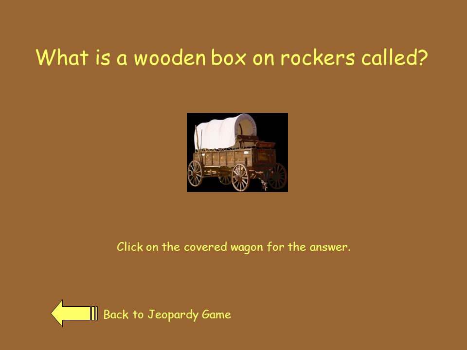 The Sierra Nevada Mountains Back to Jeopardy GamePrevious Page