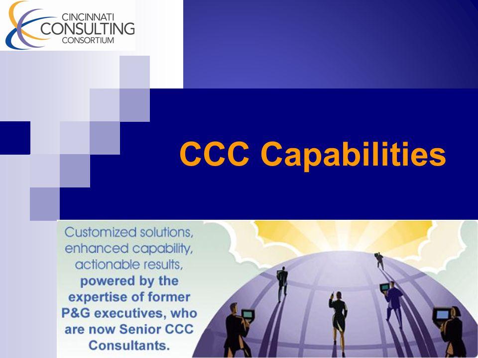 CCC Capabilities