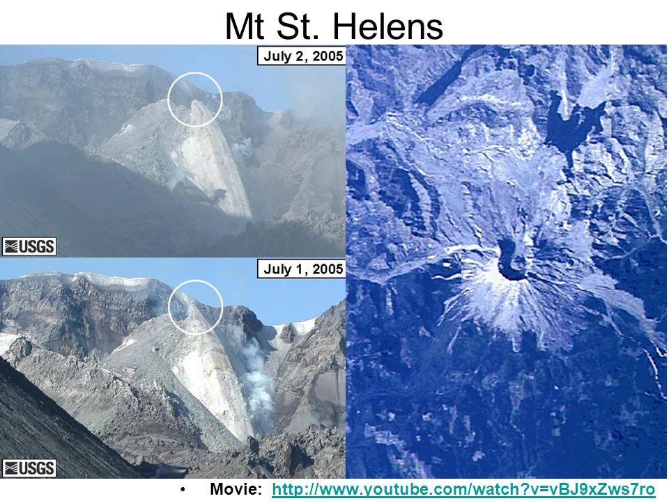 Mt St. Helens Movie: http://www.youtube.com/watch?v=vBJ9xZws7rohttp://www.youtube.com/watch?v=vBJ9xZws7ro