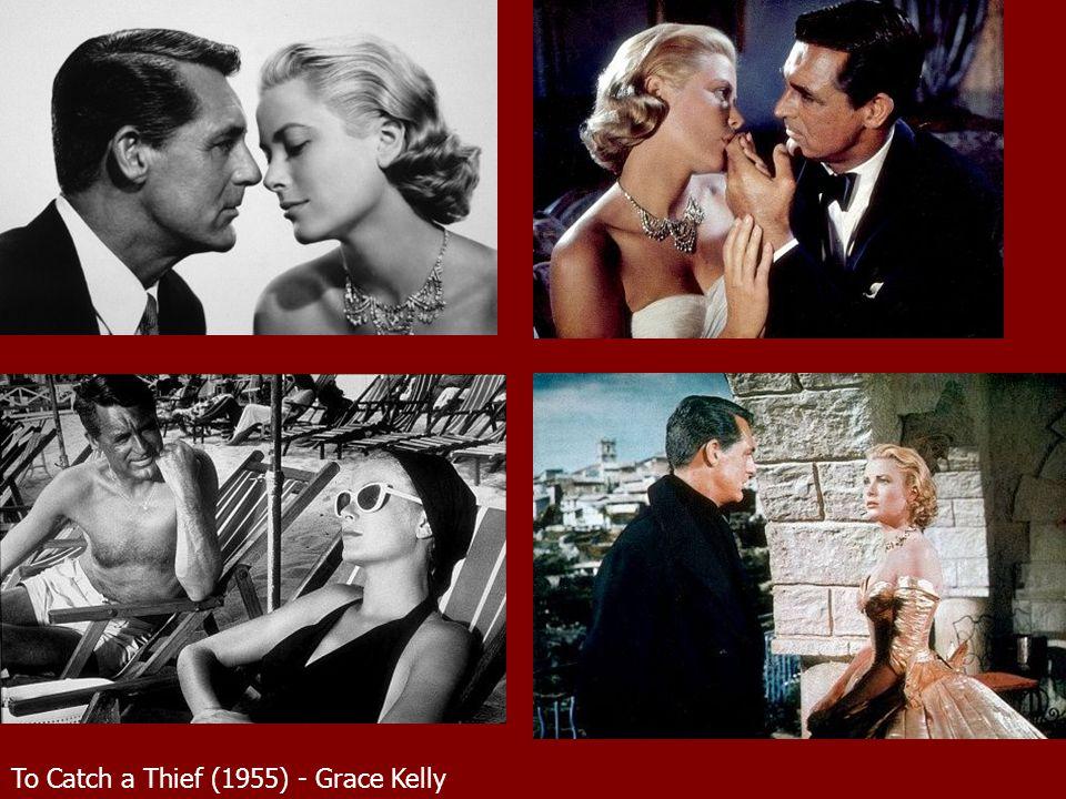 An Affair to Remember (1957) - Deborah Kerr, Cary Grant Notorious (1946) - Ingrid Bergman The Philadelphia Story (1940) - James Stewart, Katharine Hepburn, Cary Grant Holiday (1938) – Katharine Hepburn