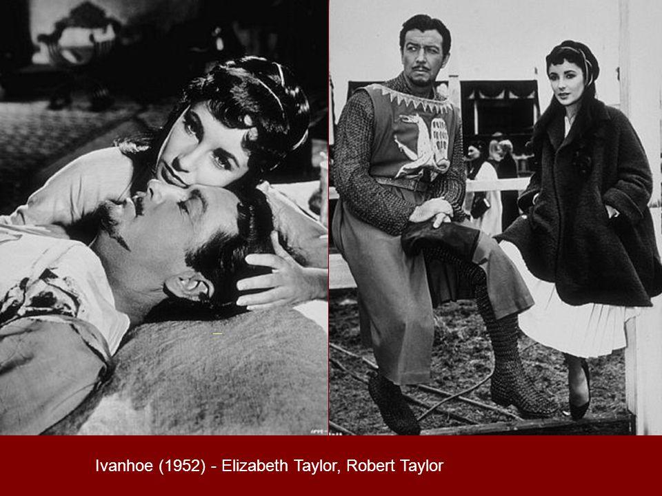 Robert Taylor 勞勃泰勒 (August 5, 1911, Filley, Nebraska - June 8, 1969, Santa Monica, California), was an American actor.