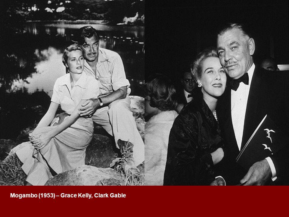Mogambo (1953) – Grace Kelly, Clark Gable
