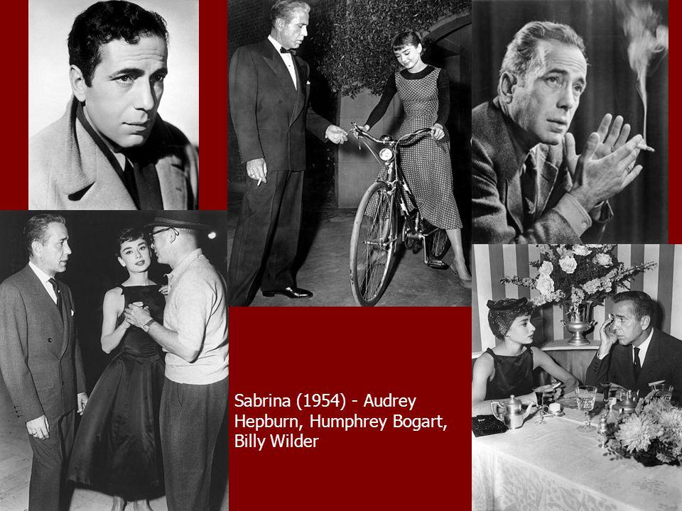 Sabrina (1954) - Audrey Hepburn, Humphrey Bogart, Billy Wilder