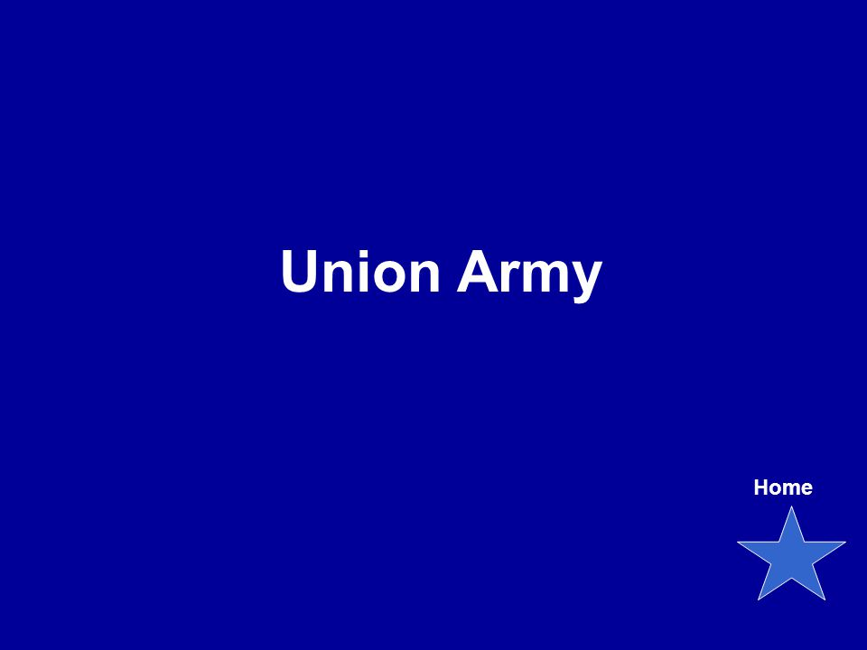 Union Army Home