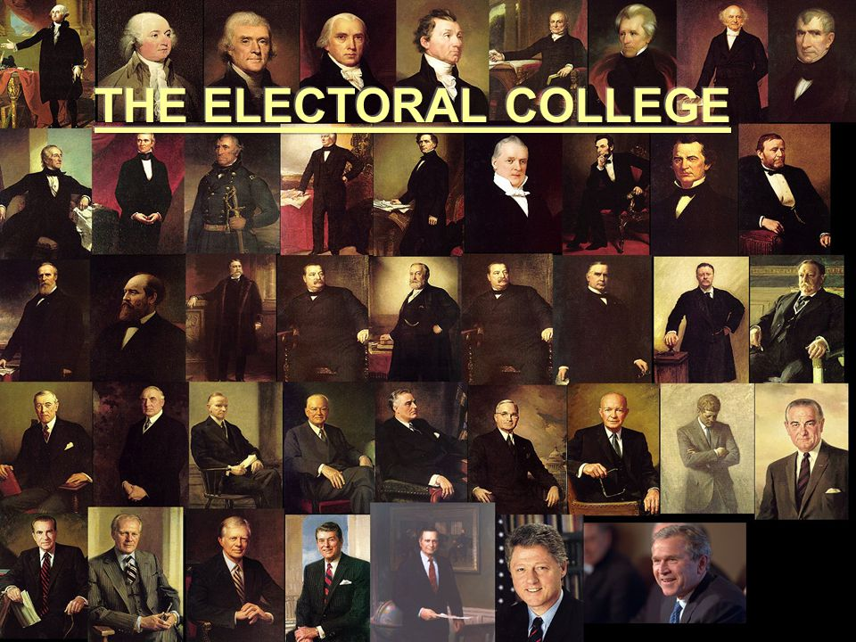 DEFINITION A group of people named by each state legislature to select the President and Vice President