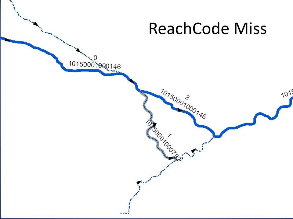 ReachCode Miss