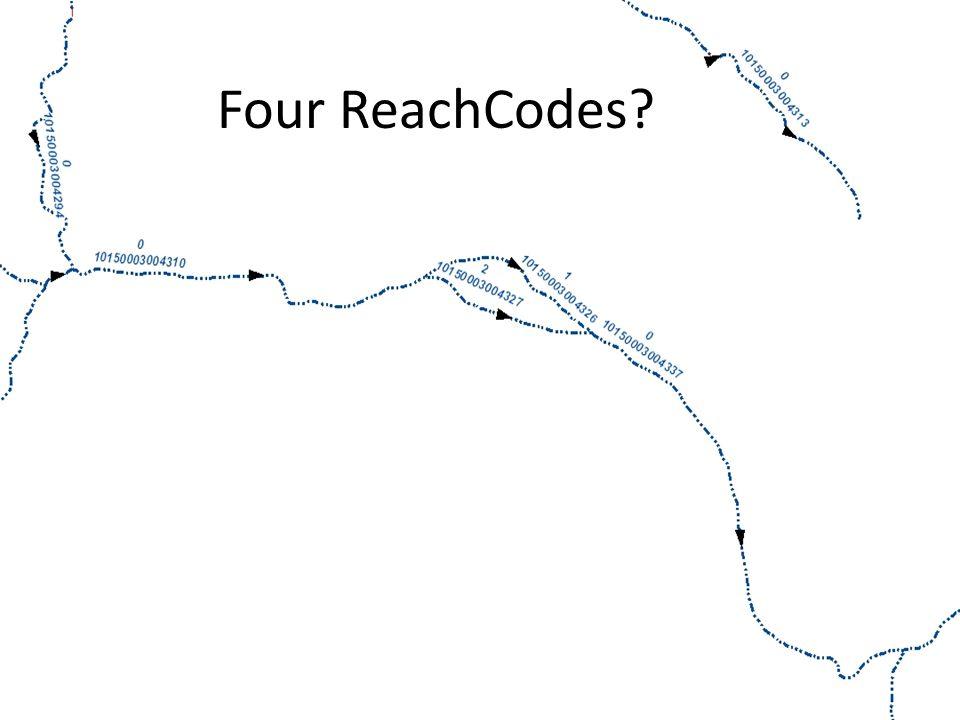 Four ReachCodes