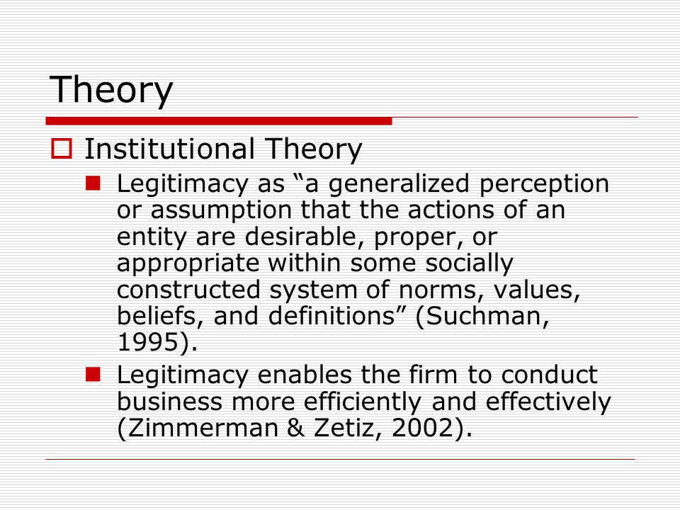 Theory  Resource-Based View Intangible assets (e.g., managerial human capital, managerial social capital, and managerial social cognition) (Barney, 1991; Penrose, 1959).