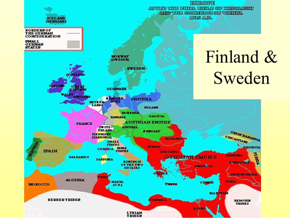 Finland & Sweden
