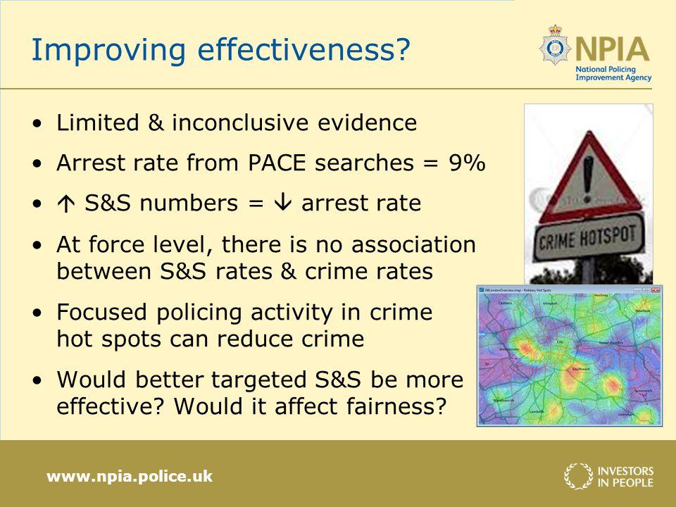 www.npia.police.uk Improving lawfulness.