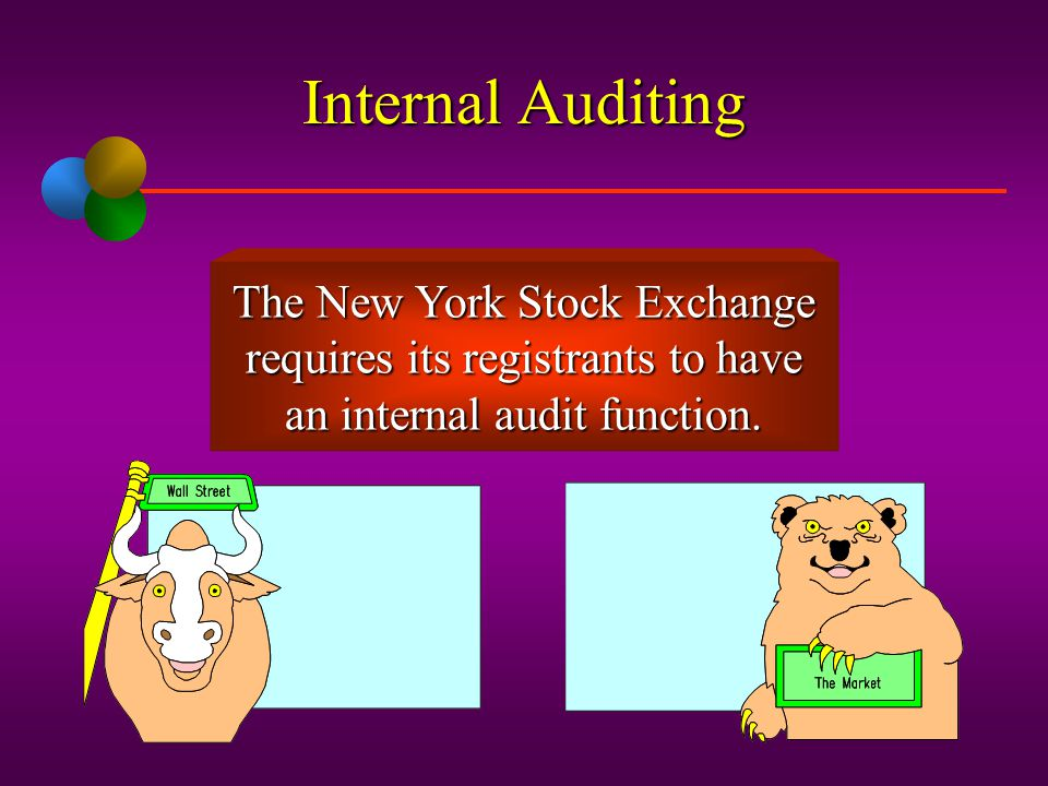 What is the role of internal auditors in financial auditing?