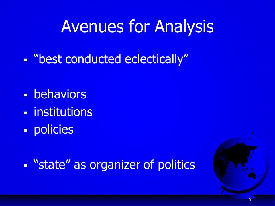 38 Chapter 2 Modern Ideologies & Political Philosophy