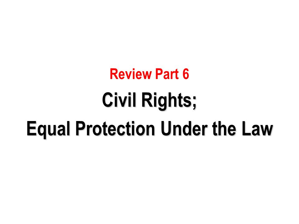 Explanation This question requires a knowledge of the decisions made in specific cases as well as the content of the Civil Rights Act and Proposition 187.