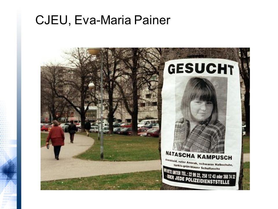 CJEU, Eva-Maria Painer