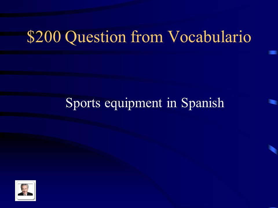 $100 Answer from Vocabulario To send