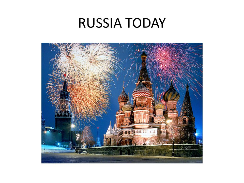 ELECTORAL SYSTEM Who do the people of Russia get to vote for?