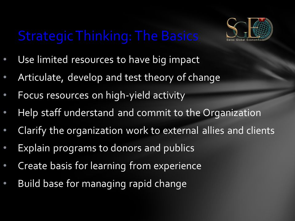 Strategic Triangle Creating Value Legitimacy and Support Operational Capacity Strategy