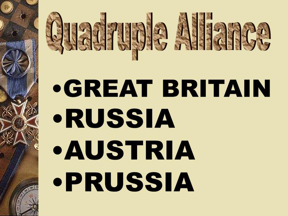 RUSSIA PRUSSIA AUSTRIA
