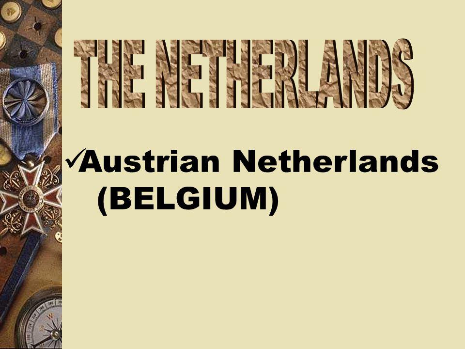 Austrian Netherlands (BELGIUM)