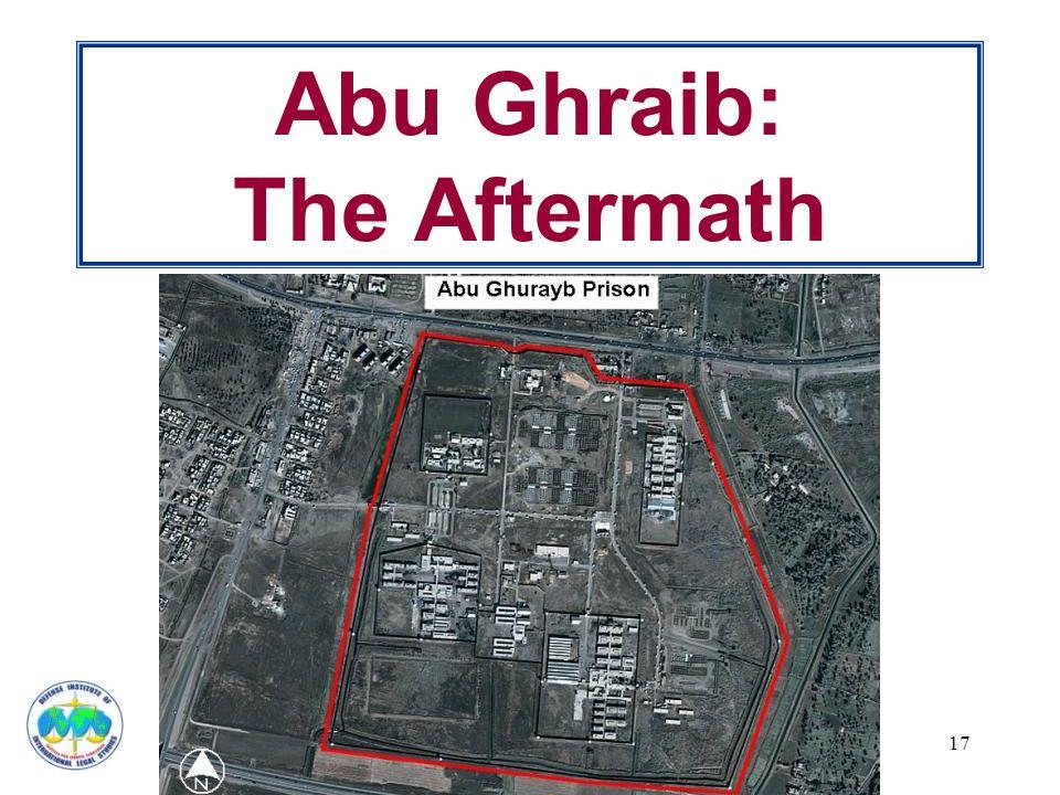 Abu Ghraib: The Aftermath 17