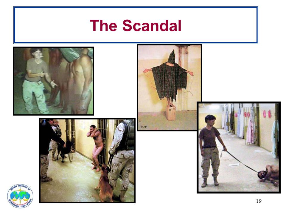 The Scandal 19