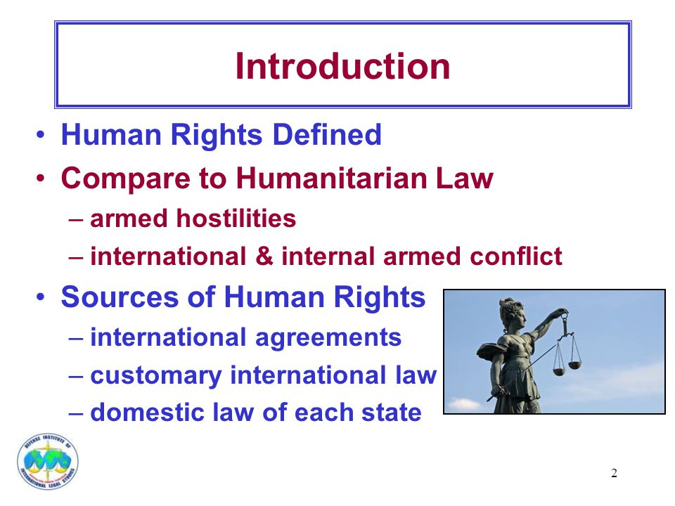 Major International Humanitarian Law Agreements 1949 Geneva Conventions 1970 1955 1977 Additional Protocol I to Geneva Conventions 1997 1977 Additional Protocol II to Geneva Conventions 1997 1997 Ottawa Anti-Personnel Landmine Convention 1999 UN Conventional Weapons Convention 1995 - Amended Protocol II (Land Mines) 1999 - Protocol III (Incendiary Weapons) 2009 - Protocol IV (Blinding Laser Weapons) 2009 - Protocol V (Explosive Remnants of War) 2009 Convention on Cluster Munitions 1993 Chemical Weapons Convention 2004 1997 1972 Biological Weapons Convention 1975 Rome Statute (International Criminal Court) 2006