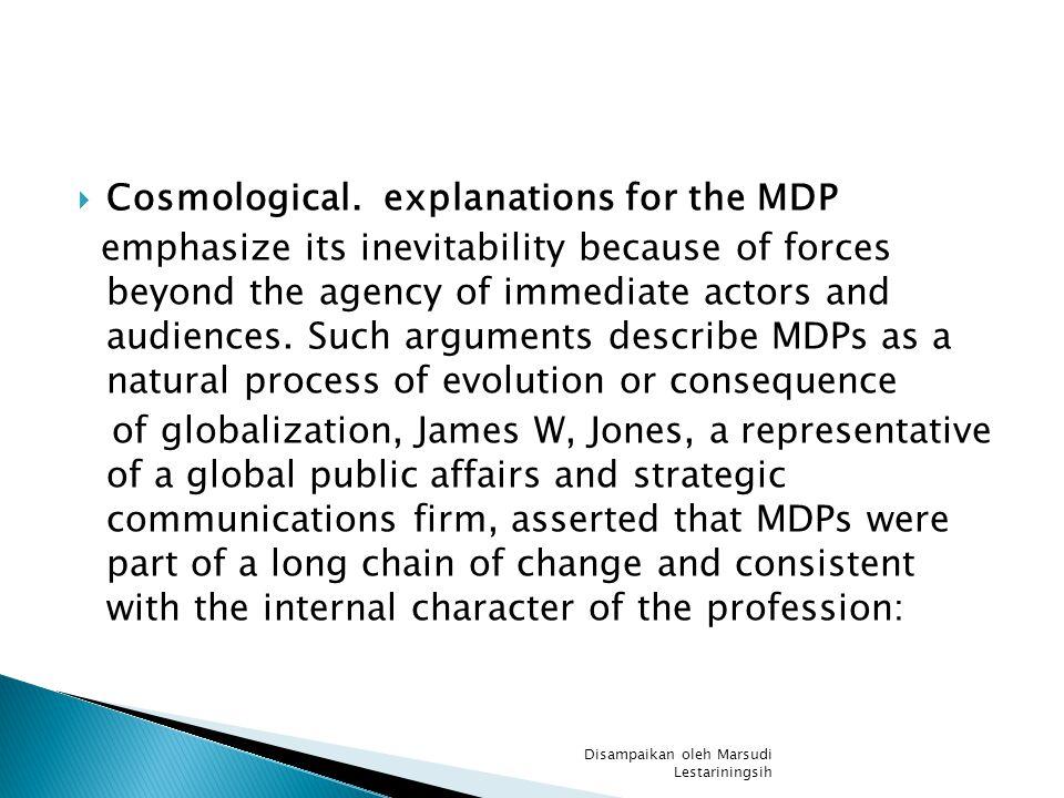  Cosmological.