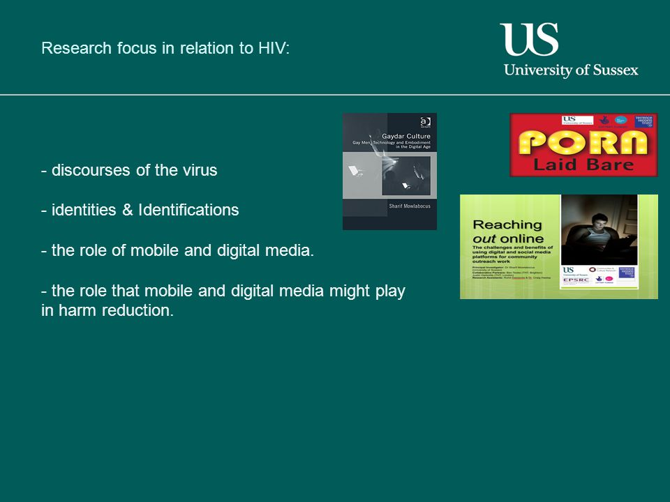 - discourses of the virus - identities & Identifications - the role of mobile and digital media.