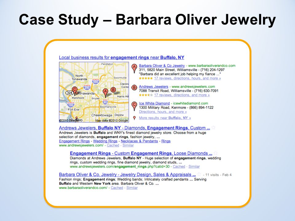 vav Case Study – Barbara Oliver Jewelry