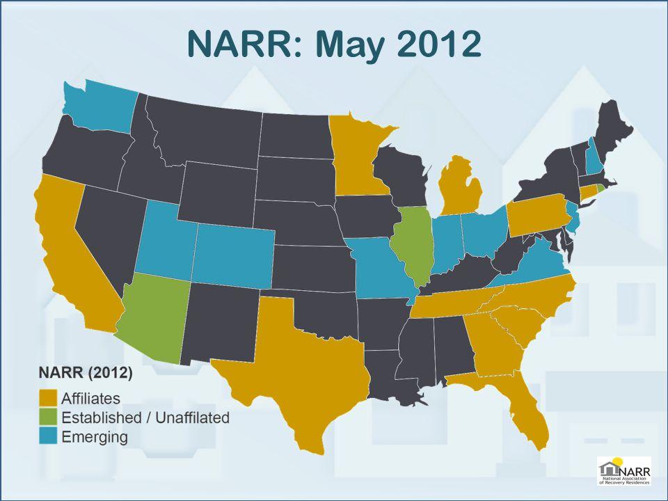 NARR: May 2012