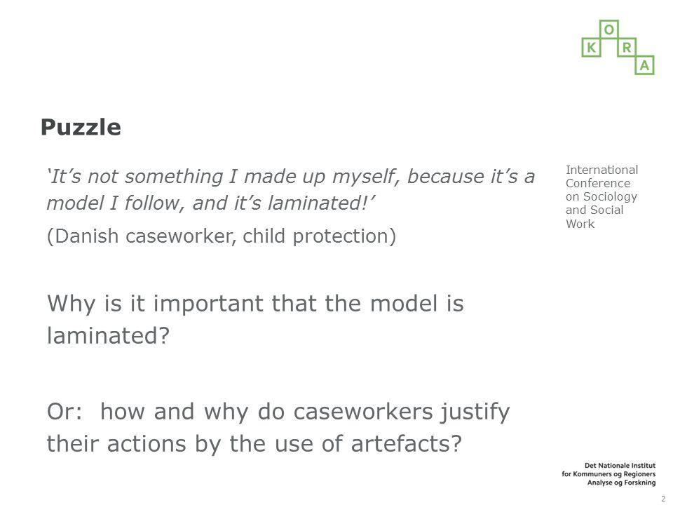Referencer  Høybye-Mortensen, Matilde.2011. Gatekeepers of the Welfare State.