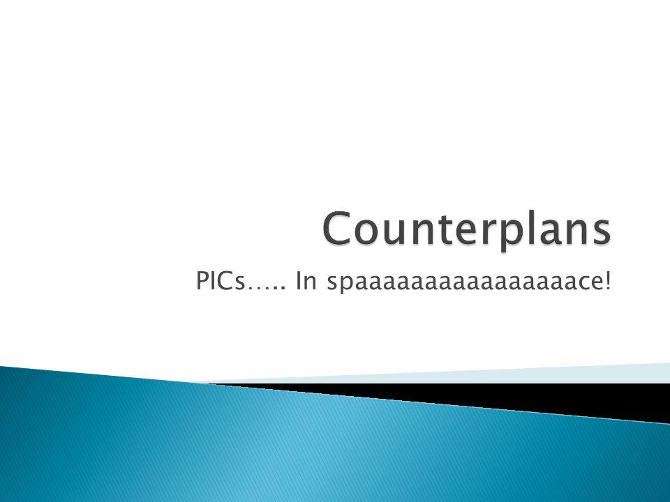 PICs….. In spaaaaaaaaaaaaaaaace!