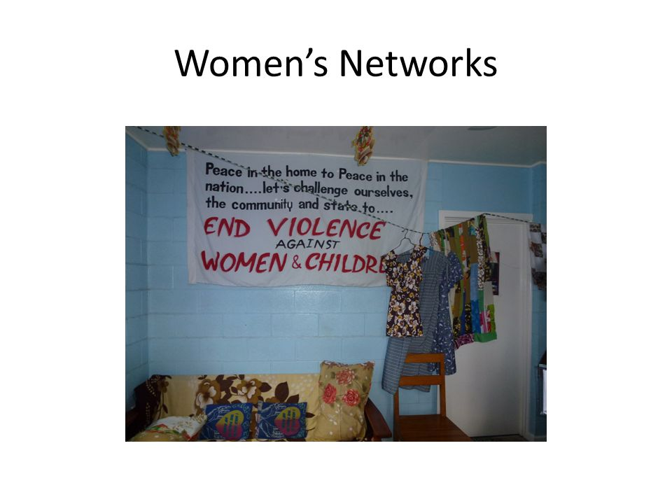 Women's Networks